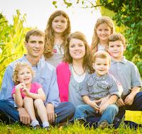 Benjamin Haupt & Family